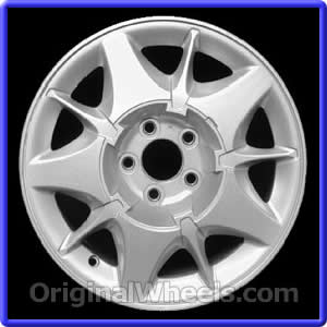 1998 lincoln continental rims 1998 lincoln continental wheels at originalwhe. Black Bedroom Furniture Sets. Home Design Ideas