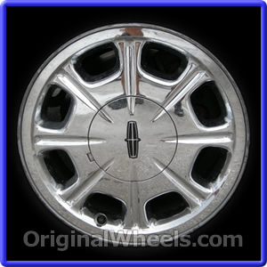 1999 Lincoln Town Car Rims 1999 Lincoln Town Car Wheels At
