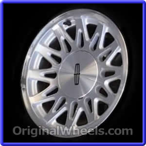 2001 Lincoln Town Car Rims, 2001 Lincoln Town Car Wheels at