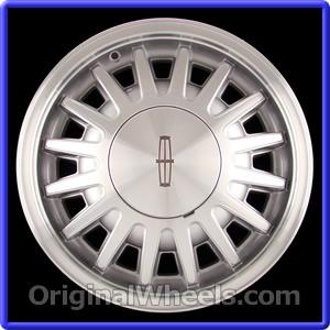 1997 Lincoln Town Car Rims 1997 Lincoln Town Car Wheels At