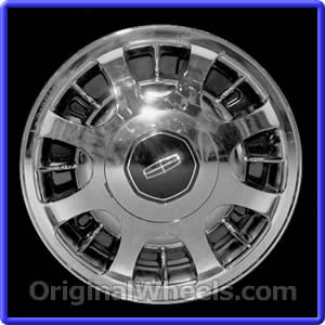 1997 Lincoln Town Car Rims 1997 Lincoln Town Car Wheels At
