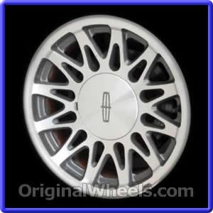 1999 Lincoln Town Car Rims 1999 Lincoln Town Car Wheels At