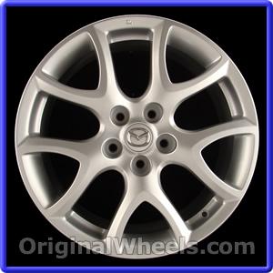 Wonderful Like New 2010 Mazda 3 Wheels   Used 2010 Mazda 3 Rims