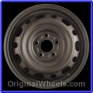 Wheel Part Number: #64960 2014 2016 Mazda 3