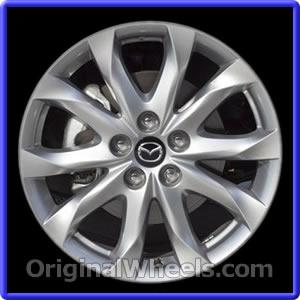 2014 Mazda 3 Rims, 2014 Mazda 3 Wheels at OriginalWheels.com 2014 Mazda 3 Wheels