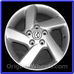 2003 mazda 6 rims 2003 mazda 6 wheels at. Black Bedroom Furniture Sets. Home Design Ideas