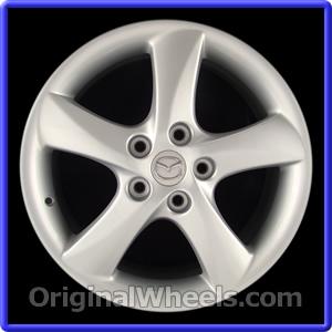 Alloy Wheels. Mazda 6 ...
