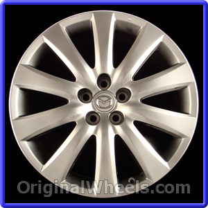 2009 Mazda Cx 9 Rims 2009 Mazda Cx 9 Wheels At Originalwheels Com