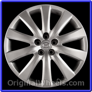 2008 Mazda Cx 9 Rims 2008 Mazda Cx 9 Wheels At Originalwheels Com