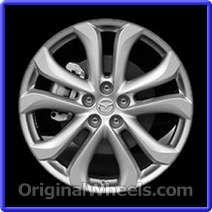 2012 mazda cx 9 rims 2012 mazda cx 9 wheels at. Black Bedroom Furniture Sets. Home Design Ideas