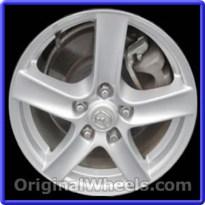 2007 Mazda Mx 5 Miata Rims 2007 Mazda Mx 5 Miata Wheels