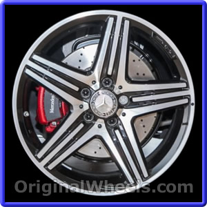 Bolt pattern cla autos post for Mercedes benz lug pattern