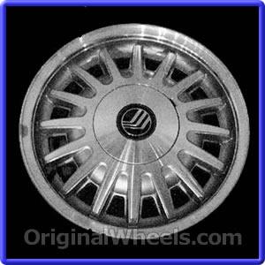 Mercury Grandmarquis Wheels B