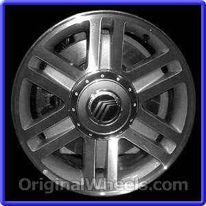 What Is Aluminum Used For >> 2004 Mercury Mountaineer Rims, 2004 Mercury Mountaineer Wheels at OriginalWheels.com