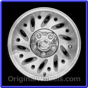 Mercury Mountaineer Wheels B