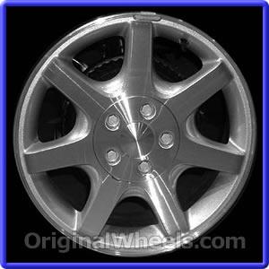 Taurus Ford Wheels Rims Wheel Rim Stock Factory Oem Autos Post