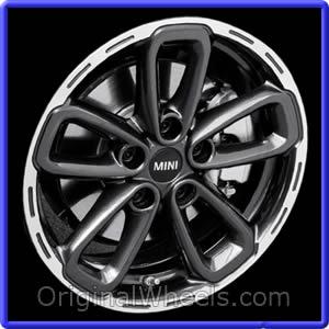Used Mini Cooper Countryman >> 2015 Mini Cooper Countryman Rims, 2015 Mini Cooper Countryman Wheels at OriginalWheels.com