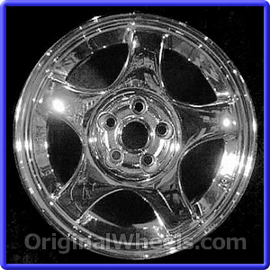 1999 Mitsubishi 3000 GT Rims, 1999 Mitsubishi 3000 GT Wheels at OriginalWheels.com