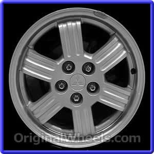 2000 Mitsubishi Eclipse Rims, 2000 Mitsubishi Eclipse Wheels at OriginalWheels.com