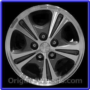 2000 Mitsubishi Galant Rims, 2000 Mitsubishi Galant Wheels at OriginalWheels.com