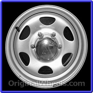 2001 Mitsubishi Montero Rims, 2001 Mitsubishi Montero Wheels at OriginalWheels.com