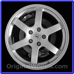 2004 nissan 350z rims 2004 nissan 350z wheels at. Black Bedroom Furniture Sets. Home Design Ideas
