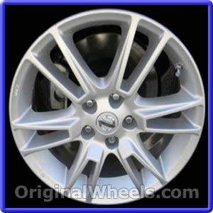 2008 Nissan Altima Rims 2008 Nissan Altima Wheels At Originalwheels Com