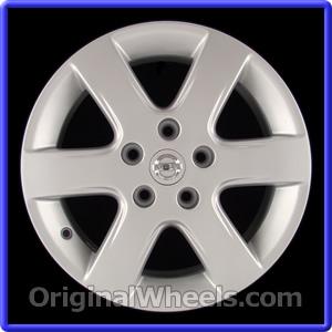 2002 Nissan Altima Rims 2002 Nissan Altima Wheels at