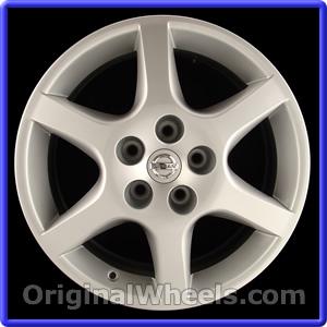 2003 nissan altima hubcaps