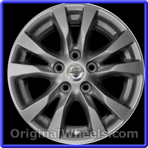 Wheel Part Number Ow62718b 2017 2018 Nissan Altima