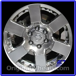 2005 Nissan Frontier Rims 2005 Nissan Frontier Wheels At