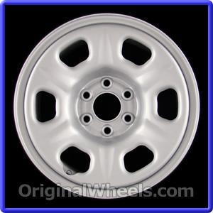 Wheel Part Number: #62451 2005 2018 Nissan Frontier