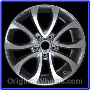 Nissan Juke Tire Size >> 2013 Nissan Juke Rims 2013 Nissan Juke Wheels At Originalwheels Com