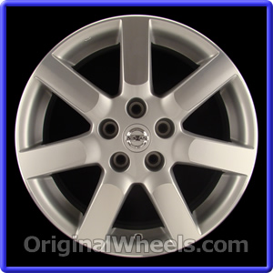Does a 1993 Nissan Maxima have a 4 lug or 5 lug bolt pattern for