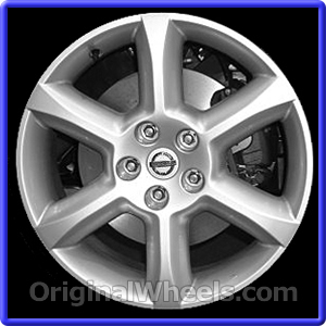 Like New 2006 Nissan Maxima Wheels