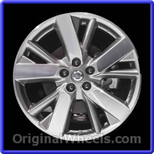 2014 Nissan Pathfinder Rims 2014 Nissan Pathfinder Wheels