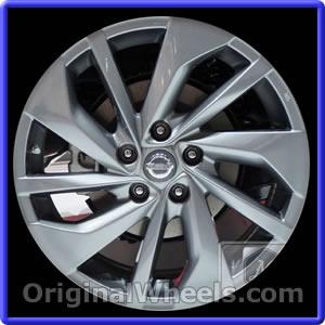 2016 Nissan Rogue Rims 2016 Nissan Rogue Wheels at