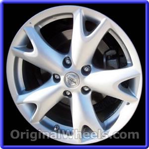 2008 Nissan Rogue Rims 2008 Nissan Rogue Wheels At