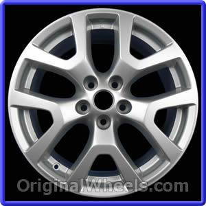 2013 Nissan Rogue Tire Size >> 2013 Nissan Rogue Rims, 2013 Nissan Rogue Wheels at OriginalWheels.com