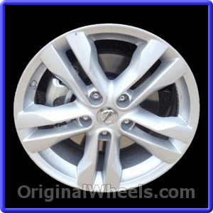 2013 Nissan Rogue Tire Size >> 2015 Nissan Rogue Rims, 2015 Nissan Rogue Wheels at OriginalWheels.com