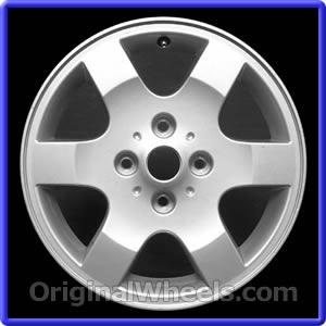 2004 Nissan Sentra Rims, 2004 Nissan Sentra Wheels at ...
