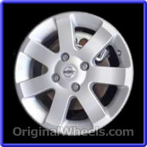 2009 Nissan Sentra Rims, 2009 Nissan Sentra Wheels at ...