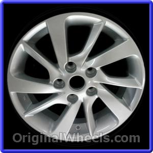 Wheel Part Number Ow62609 2017 2016 Nissan Sentra