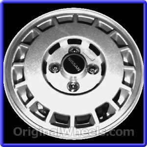 1990 Nissan Sentra Rims, 1990 Nissan Sentra Wheels at ...