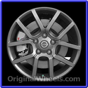 2011 nissan sentra rims 2011 nissan sentra wheels at. Black Bedroom Furniture Sets. Home Design Ideas
