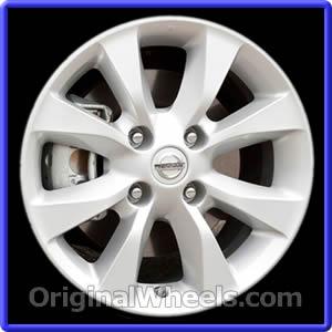 Nissan Sentra Rims >> 2012 Nissan Sentra Rims, 2012 Nissan Sentra Wheels at ...