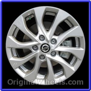 2016 Nissan Sentra Rims, 2016 Nissan Sentra Wheels at ...