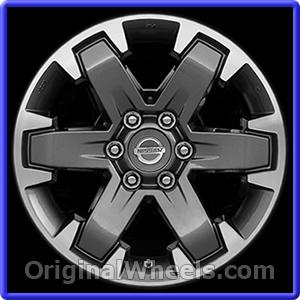 2014 nissan xterra rims 2014 nissan xterra wheels at. Black Bedroom Furniture Sets. Home Design Ideas