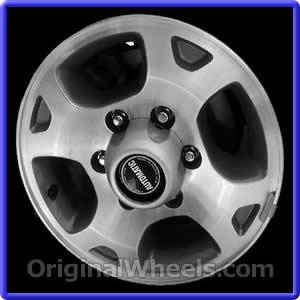 2001 Nissan Xterra Rims 2001 Nissan Xterra Wheels At
