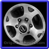 2000 nissan xterra rims 2000 nissan xterra wheels at. Black Bedroom Furniture Sets. Home Design Ideas